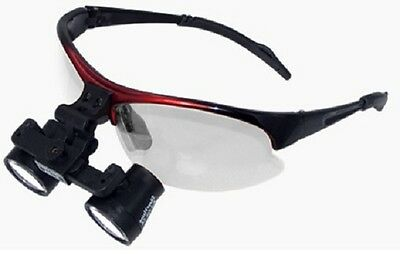 3.5x SheerVision Del Rey Ultra-Light Flip-Up Loupes