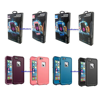 Authentic LifeProof Fre WaterProof Case For iPhone 6/6S Plus Or iPhone 6/6S