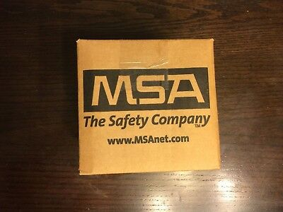 Msa Cbrn Papr Cap 1 Canister Gas Mask Cartridge Filter 10046570 Vacuum Sealed