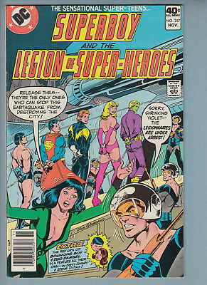 Superboy 257 (Nov 1970) DC Comic VF/NM 50% off guide