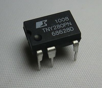 TNY280PN TNY280P TNY280 Energy Efficient Off-Line Switcher Power inkl IC Fassung