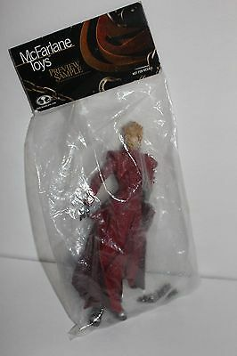 "Trigun Vash The Stampede McFarlane Toys Sample Preview 8"" Action Figure"