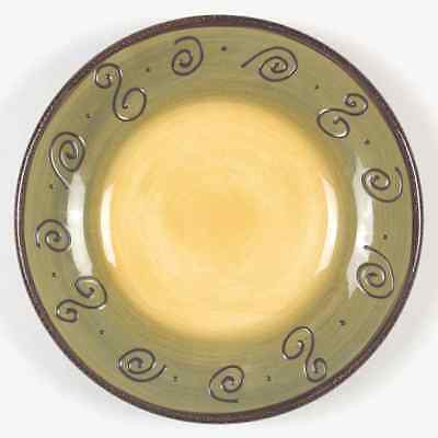 Tabletops Unlimited AMBROSIA SAGE GREEN Dinner Plate 3835241