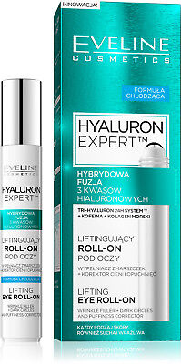 Hyaluron EXPERT Lifting Augen ROLL-ON, 15 ml