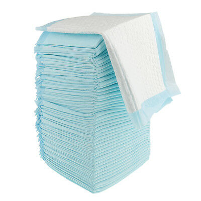 50 Disposable Underpad Waterproof Mattress Sheet Protector Incontinence Pads