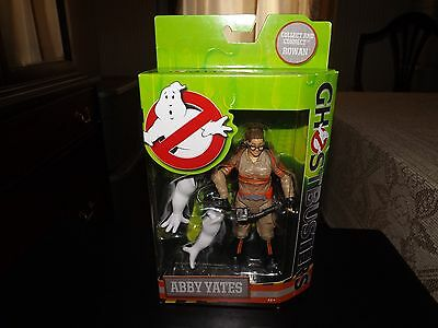 """Ghostbusters, Abby Yates 5.5"""" Figure, New In Package, Rowan's Arms, 2016"""