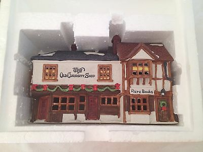 Dept 56 ~ Dickens Village Series ~ The Old Curiosty Shop ~ 5905-6 ~ MIB