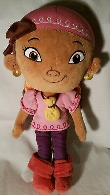 "Disney Store Plush ""Izzy"" from Jake And The Never Land Pirates"