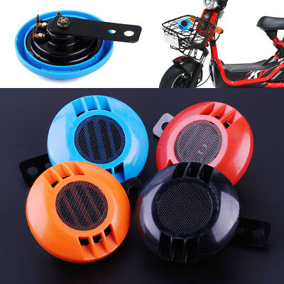 12V Waterproof Loud 105 dBSnail Horn 430Hz Universal Motorcycle Car Bike