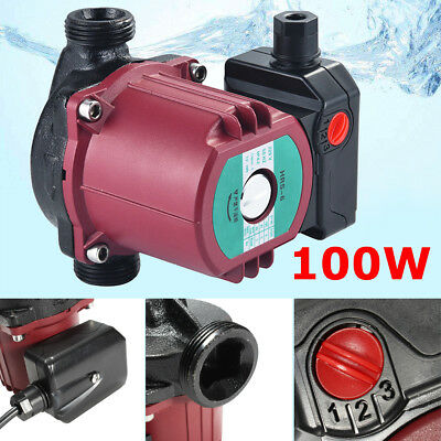 AC 220V 100W 3 Speed CBS 60 CENTRAL HEATING CIRCULATOR PUMP DOMESTIC-REPLACES
