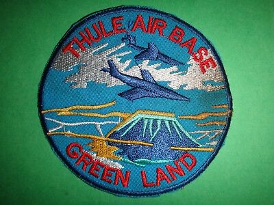 US Air Force Patch THULE Air Base In GREENLAND