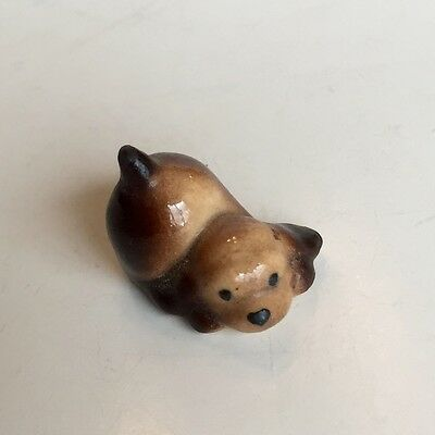 Hagen Renaker Figurine Cocker Spaniel Puppy Vintage Retired