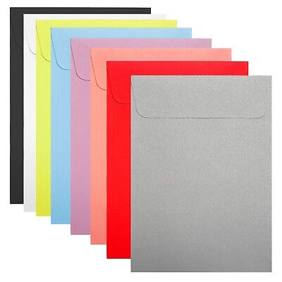 Small Coloured Envelopes Peel and Seal | 92x68mm Favour Pocket Gift Card Florist
