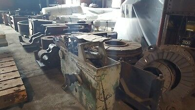 Ajax National Forging Press / Upsetter Spare Parts For Sale (See List)