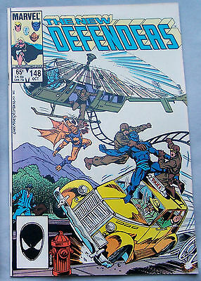 The Defenders #148 (Oct 1985, Marvel) nm