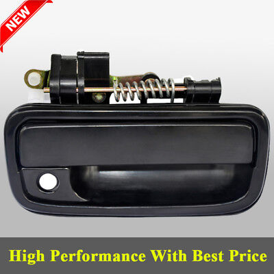 Exterior Door Handle for 95-04 Toyota Tacoma Black Front Right Passenger Side
