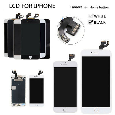 OEM For iPhone 5 SE 6 6S 7 8 Plus Touch LCD Screen Replacement Digitizer Button
