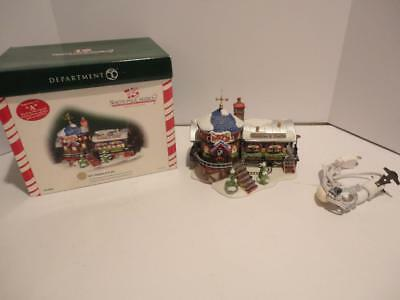 Department 56 North Pole Special Edition ART'S HOBBIES & CRAFTS