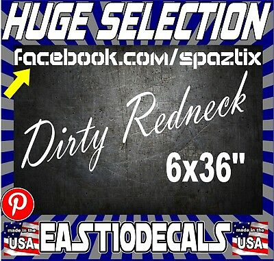 BALLS DEEP windshield decal diesel truck sticker powerstroke 2500 jdm honda 4x4