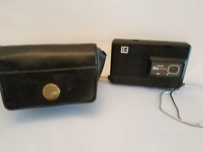 Vintage Eastman Kodak Disc 6000 Camera made in 1983 with metal strap Tested work