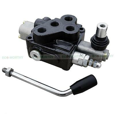 18GPM Hydraulic Directional Control Valve  4 Way 3 Position for Log Splitter AU