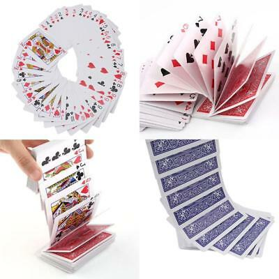 Magic Electric Deck of Cards Magician Trick Close-up Stage Poker Prop Game Hot