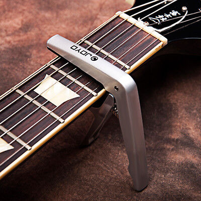 JOYO JCP - 01 String Acoustic/Electric Guitar Capo + Pick For Music Lover