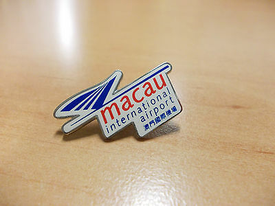 Pin Macau International Airport - Flughafen Macau