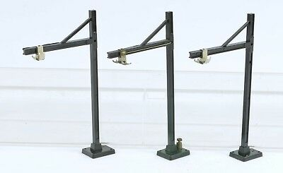 TRIX OO B5 72 ? 3x CATENARY MASTS 2x EX SHOP (MORE AVAILABLE) & 1x POWER FEED
