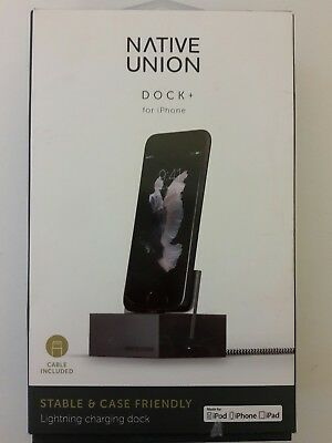 Native Union - DOCK + Lightning Cable for Apple Lighting Devices iphone ipod