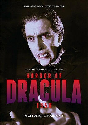 Horror of Dracula 1958 Peter Cushing / Chris Lee Hammer horror movie magazine