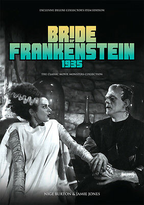 Bride of Frankenstein Universal 1935 exclusive horror movie magazine
