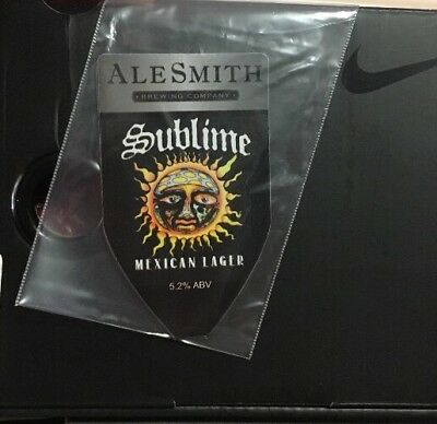 40oz To Freedom Anniversary x AleSmith Tap Magnets Sublime Mexican Lager Set (2)