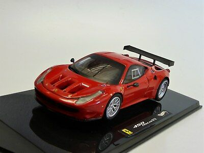 Ferrari 458 Italia GT2 Hot Wheels Elite X2861 1/43