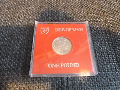 Very Nice Rare.isle Of Man 1979 One Pound Very Collectable