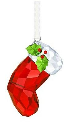 Swarovski - Santa's Stocking Ornament #5223614