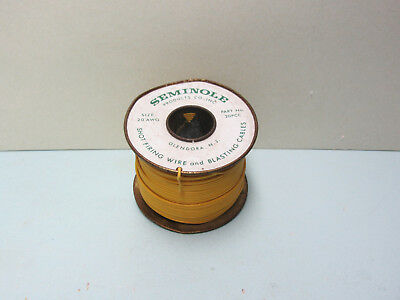 Vintage Seminole Connecting Explosive's Blasting Wire - Mining Military