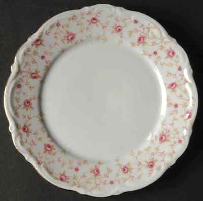 Mitterteich LADY CLAIRE Bread & Butter Plate 404274