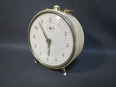 antique alarm clock morning vintage JAZ years 1950 french antique alarm clock