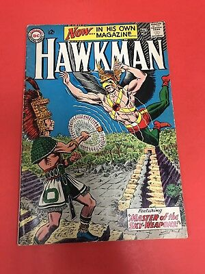 Hawkman #1 1964 Solid Vg Nice Copy Affordable Price