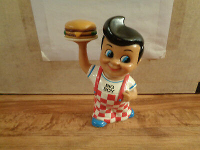 VINTAGE Big Boy Restaurant Advertising Bank 8""