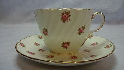 Aynsley Hathaway Cup and Saucer