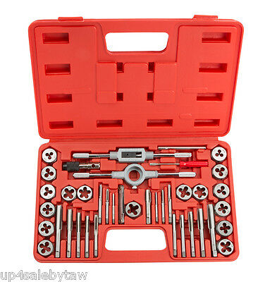 TEKTON 39 pc. Tap and Die Set (Metric)