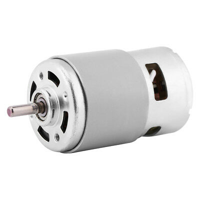 12V 0.32A 60/50W DC Brush Motor Large Torque High Power for Electric Tool ho