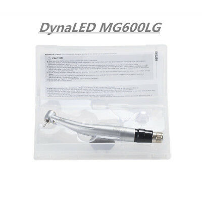 DynaLED MG600LG Standard High Speed Handpiece 2-hole Quick Coupler Clean Head