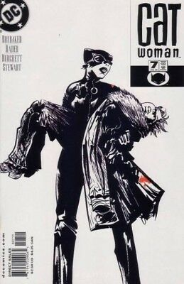Catwoman (2002) #   7 (9.0-NM)
