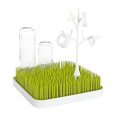 Drying Rack Accessory Twig Grass Lawn White Baby Bottle Sippy Cup Parts Small