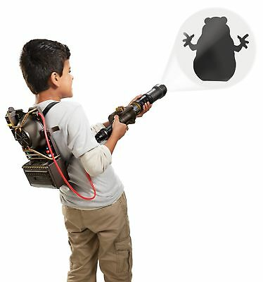 Ghostbusters Electronic Proton Pack Projector Ghost Hunting Gear Pretend Play