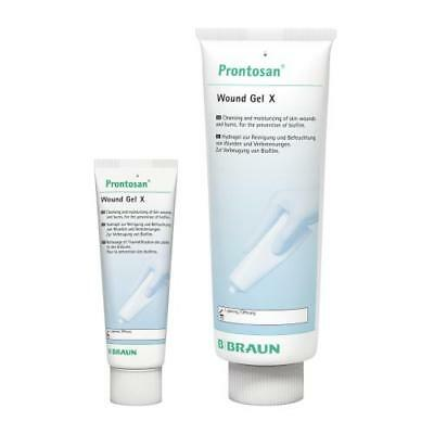 Prontosan Wound Gel X 50 g - 67,32€/100 Gramm
