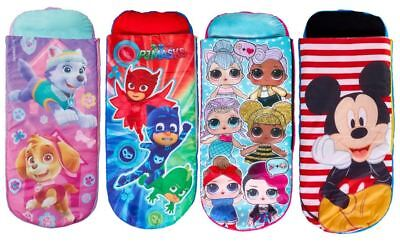 Choose From Character & Generic Kids Readybed & Sleeping Bags Cars 3, Paw Patrol